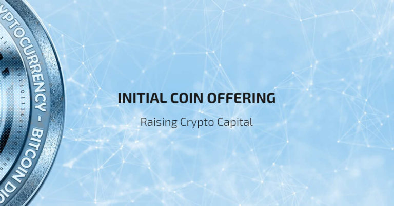 initial coin offering ico